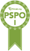 CSPO Certification badge